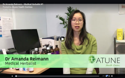 Dr Amanda Reimann Medical Herbalist 1